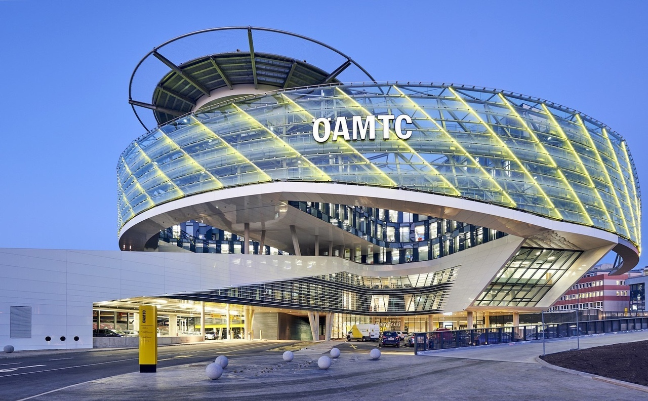 OEAMTC Headquarters / Pichler