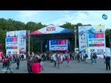 На Софийской площади идёт подготовка к концерту Хора Турецкого.