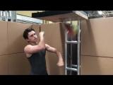 Человек-Паук: Вдали от дома | Тренировки Тома Холланда