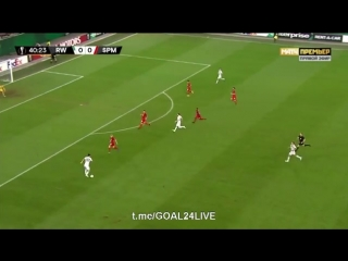 Rapid Wien vs Spartak Moscow 2-0 Highlights
