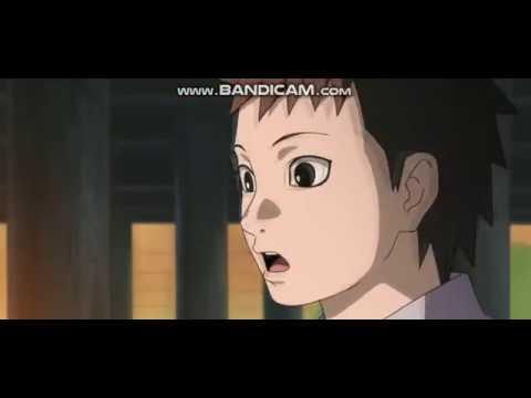 AMV Наруто Индра Учиха пробуждает Шаринган