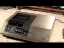 Norelco 2100 Cassette Deck Nakamichi