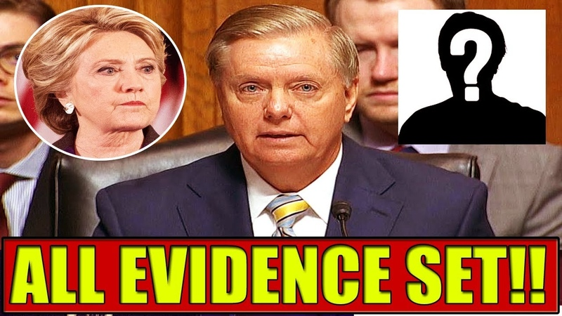 IT HAS BEGUN!! Hillarys DAYS ARE NUMBERED Sen. Graham Just UNCOVERED THIS DARK SECRET Over Dossier!