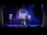 Aki и Nao (ARLEQUIN) - Yuuki и Leo, косплей-группы Hidzoku (Железнодорожный, Москва) - J-Rock Конвент 2018