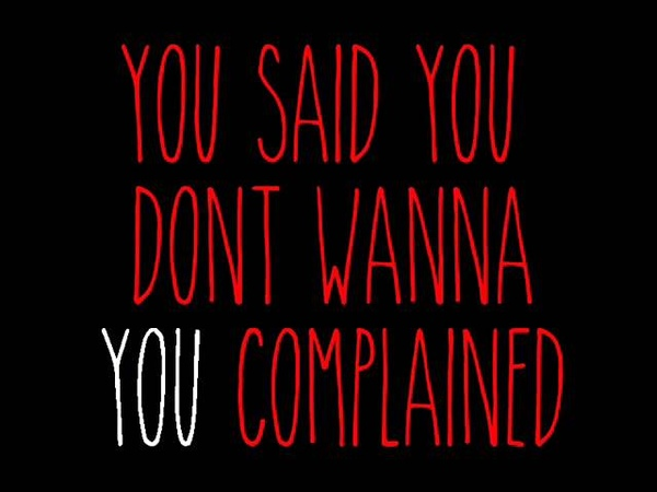 Sky Ferreira - Nobody Asked Me (If I Was Okay) Lyrics