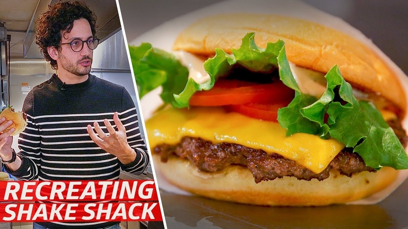 Can Alex Recreate the Iconic Shake Shack Burger in just 8 Hours? — Alex VS.