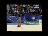 Алина Кабаева - мяч (многоборье) // Кубок Мира 2000