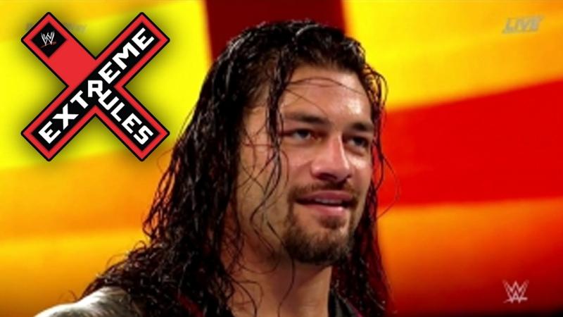 Икстрим Рулез 2017 - часть 4 (Запись Стрима WWE Looks)