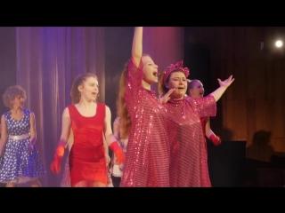 Отчетное выступление школы актерского мастерства и мюзикла WеstЕnd в Зеленограде в 2017 году.