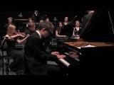 1052 J. S. Bach Grzegorz Rdzak - Piano Concerto No.1 in D minor, BWV 1052 - Karol Szymanowski Symp. Orch. Marcin Grabosz