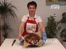 Ореховый рулет из дрожжевого теста Kulinar24TV
