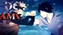 Наш огонь не когда не сгорит Наруто против Саске последняя битва Аниме клип АМВ
