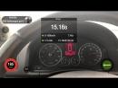 VW Golf 1.4 tsi BMY 140hp 2008 light st1 95ron 190hp