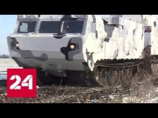 Арктический вариант зенитно-ракетных комплексов