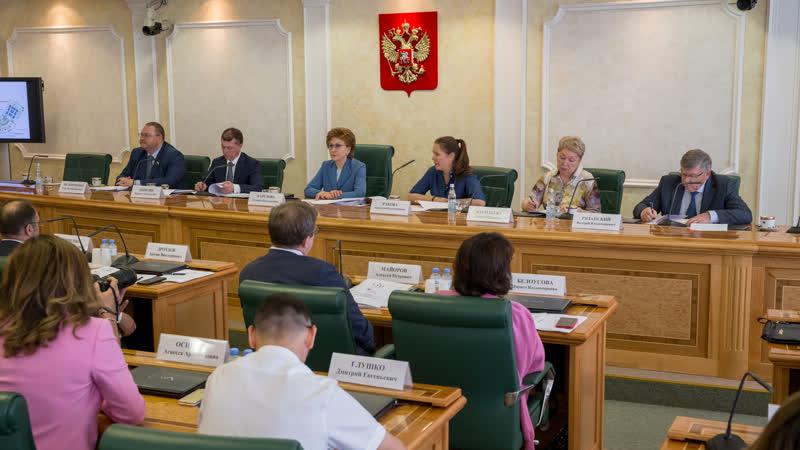 Заседание Организационного комитета третьего Форума социальных инноваций регионов