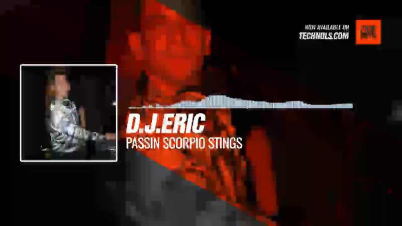 @DJEricPassin - Passin Scorpio Stings Periscope Techno music