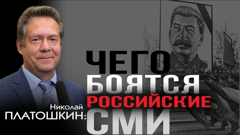 Николай Платошкин Сталин и комплекс неполноценности российской элиты