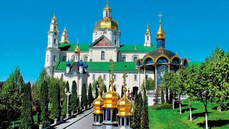 Великий хор Свято-Успенской Почаевской Лавры - Рождественские Колядки