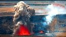 ГАВАЙИ Извержение вулкана КИЛАУЭА - субботний вечер 21 июля 2018 года