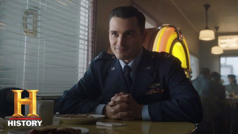 Project Blue Book: First Look at New UFO Drama Series | Coming This Winter | History