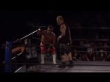 Rey Wagner, Kendo Kashin vs. El Hijo del Dr. Wagner Jr., NOSAWA Rongai (Tokyo Gurentai - Tokyo Love 8)
