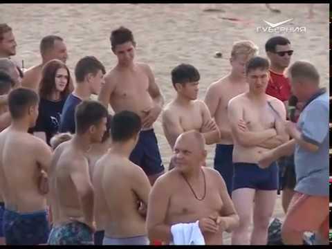 Участники акции Забей гол, фанат! в Самаре испытали себя в серии пенальти