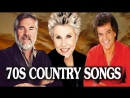Top 100 Classic Country Songs of 1970s - Greatest Country Music Hits of 70s