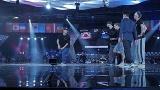 Gamblerz vs Illusion Of Exist   FINAL   crew 5x5   Russian Open Breaking Championship 2018