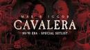Max Iggor Cavalera Beneath The Remains Arise Tour CDMX