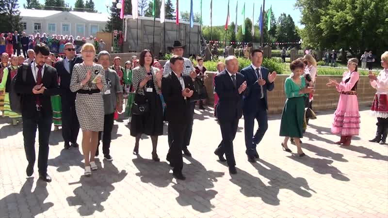КУБЫЗ 2019 с. Большеустьикинское, Мечетлинский р-н
