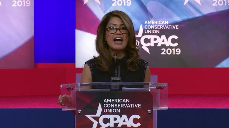 CPAC 2019 Michelle Malkin