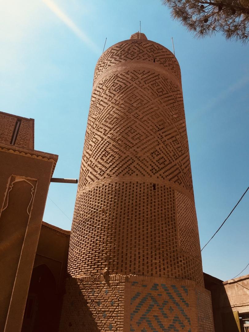 Башня у мечети