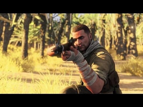 Sniper Elite 3 Trailer - Xbox One, PS4, Xbox 360, PS3, PC