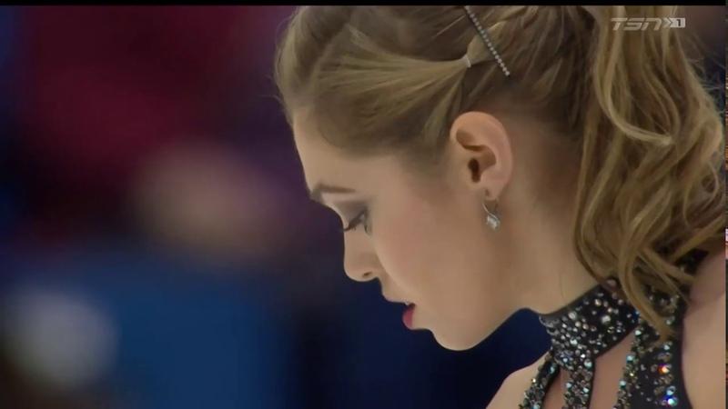 Элейн Шартран, КП, Чемпионат Канады 2019