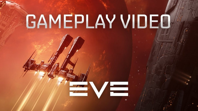 EVE Online -=- Official Gameplay (2019) - Play Free!