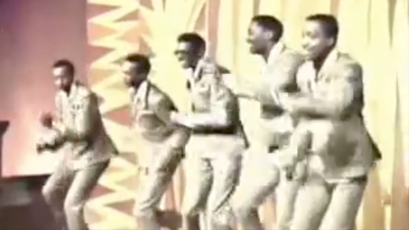 The Temptations and Great White Ain't Too Shy to Beg