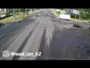 Repost @ road_rzn_62 ・・・ 🚨 ДТП в Рязани Тормоза для слабаков 🚔 Московское ш. - Путепровод 📅 Дата 1.07.18