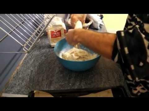 Le pain au levain de blec partie 2