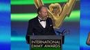 2018 International Emmy® Best Performance by an Actor Winner Lars Mikkelsen in Herrens Veje Ride Up