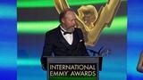 2018 International Emmy Best Performance by an Actor Winner Lars Mikkelsen in Herrens Veje (Ride Up