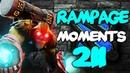 Dota 2 Rampage Moments Ep 211