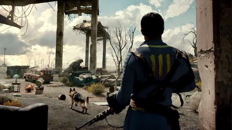 Ночной Fallout