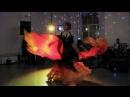 Ольга Бешарина Танец огня Выступление на концерте Рунары в Музее Город Барнаул май 2018