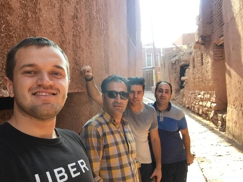 Я, Бехнама, Амир и Бехзад