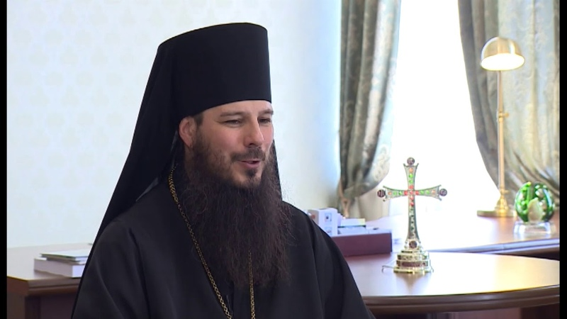 Вопросы веры 5 лет архиерейской хиротонии епископа Кузнецкого и Никольского Нестора