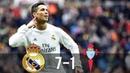 Real Madrid vs Celta Vigo 7-1 - All Goals Extended Highlights - La Liga 05/03/2016 HD