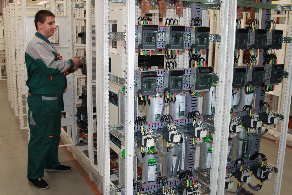 Классификация электрощитового оборудования