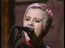 The Cranberries Zombie Late Show With David Letterman 1994