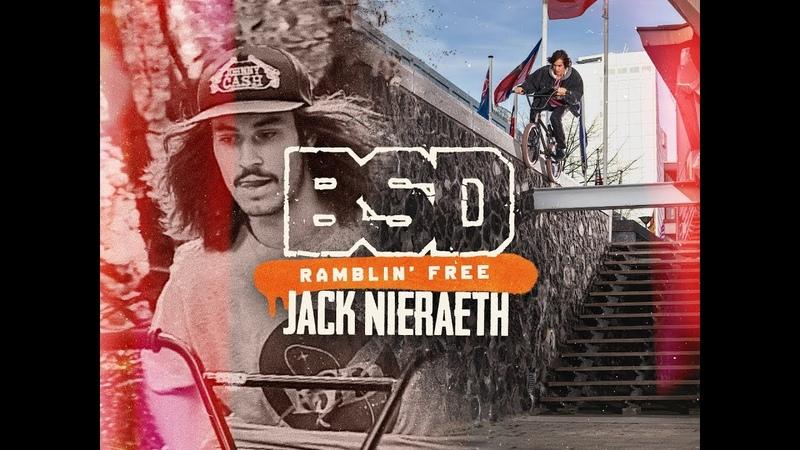 BSD BMX - Jack Nieraeth Ramblin Free