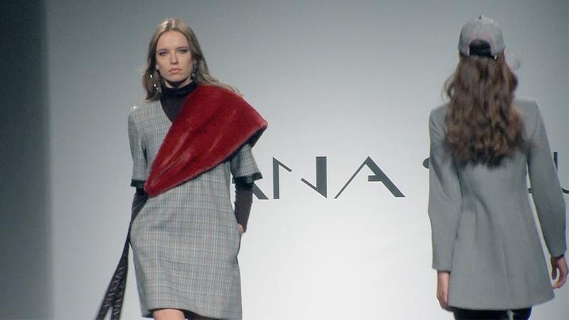 Ana Sousa   Fall Winter 2018/2019 Full Fashion Show   Exclusive